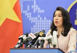 Người phát ngôn Bộ Ngoại giao thông tin về việc nối lại đi lại với các nước