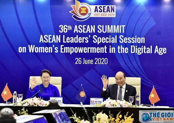 Dấu ấn tiên phong của ngoại giao Việt Nam trong thúc đẩy vai trò và trao quyền cho phụ nữ