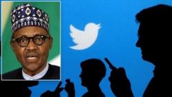 Nigeria đình chỉ vô thời hạn Twitter sau khi xóa bài đăng của Tổng thống M. Buhari