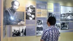 Triển lãm về hành trình 30 năm tìm đường cứu nước của Bác Hồ