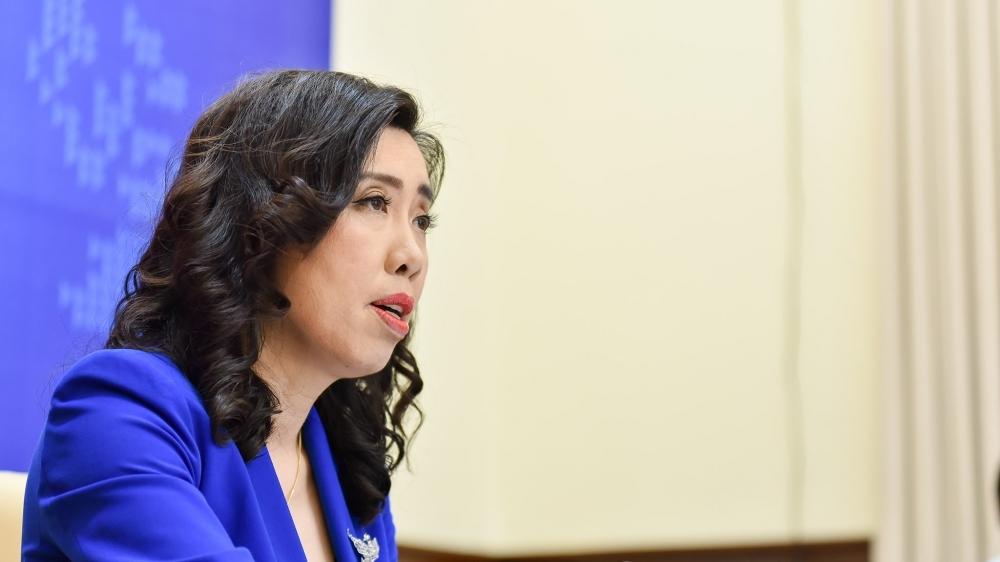 Việt Nam kiên quyết phản đối hành động xâm phạm chủ quyền đối với quần đảo Hoàng Sa - Trường Sa