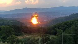 Ít nhất 3 người bị thương trong vụ nổ nhà máy sản xuất vũ khí ở Serbia