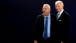 Tổng thống Joe Biden có kế hoạch tiếp người đồng cấp Israel