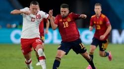 EURO 2020: Robert Lewandowski tỏa sáng, Ba Lan cầm chân đội tuyển Tây Ban Nha