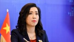 Việt Nam ủng hộ giải quyết tranh chấp ở Biển Đông trên cơ sở Hiến chương LHQ và UNCLOS 1982