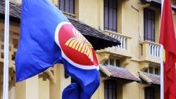 Treo cờ ASEAN ở đâu và khi nào?