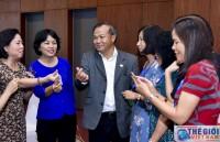 Cải tiến công tác người Việt ở nước ngoài trong xu thế mới
