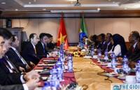Chủ tịch nước hội kiến Chủ tịch Thượng viện Ethiopia