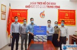 Đoàn Thanh niên Bộ Ngoại giao chung tay cùng Đà Nẵng chống dịch Covid-19