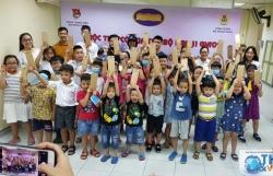 Công đoàn Bộ Ngoại giao bế giảng lớp cờ vua hè 2020 và trao giải cuộc thi Cờ vua trẻ