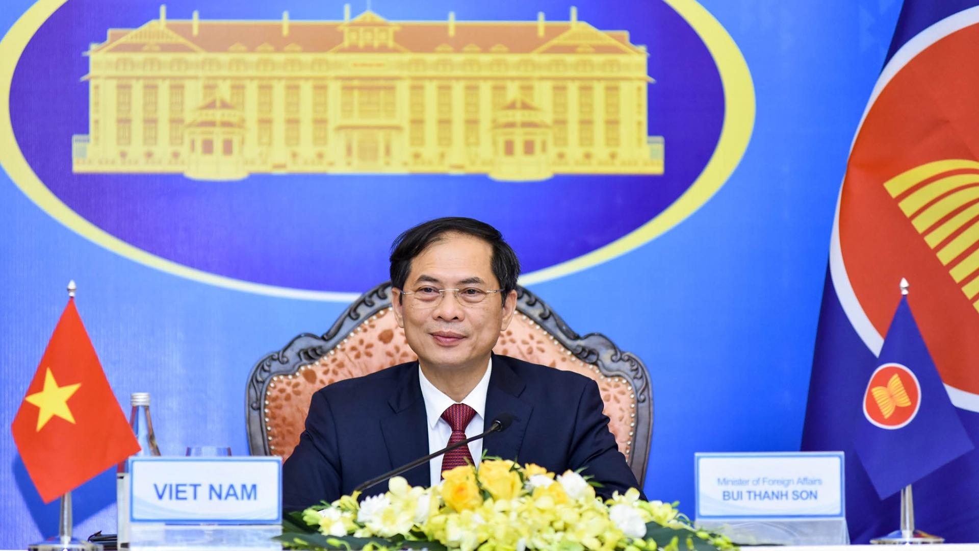 Khai mạc Hội nghị Bộ trưởng Ngoại giao ASEAN lần thứ 54 (AMM-54)
