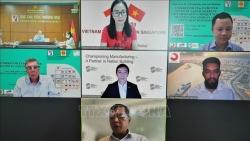 Doanh nghiệp Việt Nam và Singapore 'hiểu về FTA để tiếp cận thị trường EU và Vương quốc Anh'