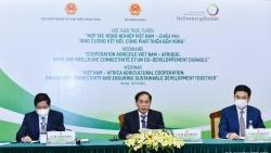 Đẩy mạnh khai phá tiềm năng hợp tác nông nghiệp Việt Nam-châu Phi