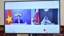 Việt Nam-Qatar đẩy mạnh tổ chức các hoạt động xúc tiến thương mại