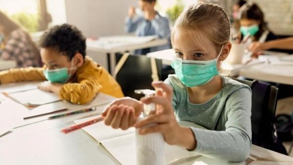 Đường hô hấp trên của trẻ em được 'kích hoạt trước' để chống lại Covid-19