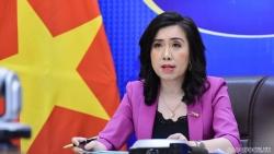 Việt Nam phản đối máy bay Y-20 của Trung Quốc hiện diện ở Trường Sa
