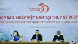 Ngày Việt Nam tại Thụy Sỹ 2021 lần đầu tiên được tổ chức theo hình thức trực tuyến