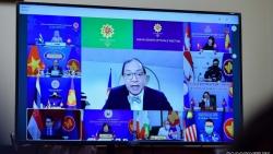 ASEAN ưu tiên hỗ trợ nhân đạo cho Myanmar