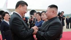 Chủ tịch Trung Quốc Tập Cận Bình cam kết ủng hộ quan hệ Trung Quốc - Triều Tiên