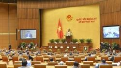Quốc hội nghe báo cáo thẩm tra về dự án Luật Điện ảnh (sửa đổi)