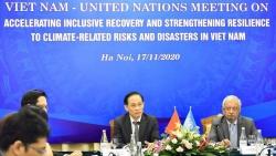 Nâng cao năng lực ứng phó rủi ro thiên tai liên quan đến biến đổi khí hậu tại Việt Nam