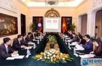 Thúc đẩy hợp tác lãnh sự Việt Nam - Lào