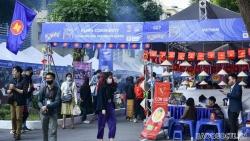 Liên hoan Ẩm thực Quốc tế 2020 quy tụ nhiều món ngon từ nhiều nước và tỉnh thành Việt Nam