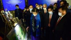 Triển lãm ảnh Phụ nữ Việt Nam chung tay vì sự an toàn trên những miền đất Việt