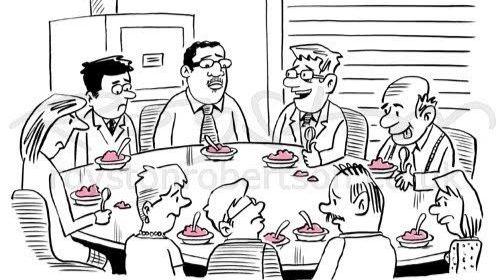 Những món ăn gì không nên dùng trong tiệc chiêu đãi?