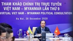 Việt Nam - Myanmar tham khảo chính trị thường niên cấp Thứ trưởng lần thứ 9