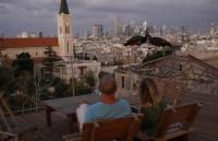 Israel: Cuộc sống yên bình trên gác mái giữa đô thị xa hoa Tel Aviv