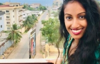 Cô gái Nam Á xinh đẹp đi 193 quốc gia mà chẳng tốn gì nhiều nhặn