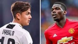 Man Utd từ chối đổi Pogba lấy Dybala của Juventus; Đổi mục tiêu Messi, Man City chuyển sang kéo Eden Hazard