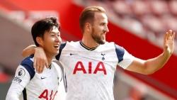 Son Heung Min đá thăng hoa, lọt top 5 cầu thủ hay nhất lượt đi Ngoại hạng Anh