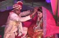 Ấn Độ: Đám cưới không người thân của cô dâu Trung Quốc vì dịch virus corona