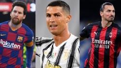 Lịch sử Champions League: Ronaldo dẫn đầu top 10 những chân sút vĩ đại nhất
