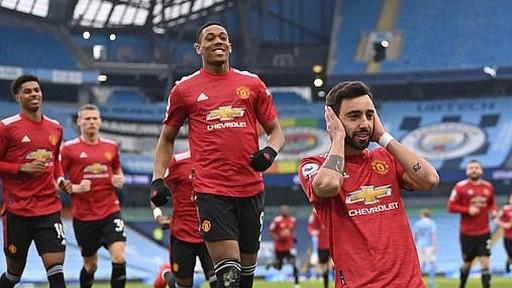 Thắng cách biệt Man City, Man City, HLV Solskjaer thừa nhận Man Utd vẫn khó vô địch