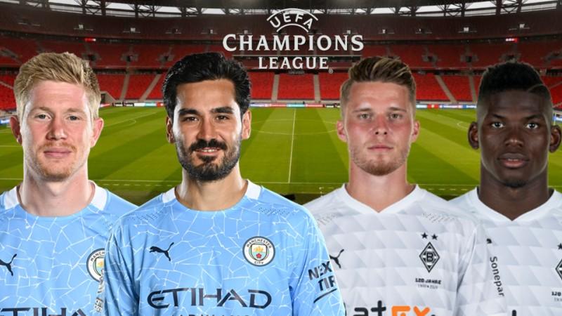 Champions League: Dự đoán tỷ số, đội hình xuất phát trận Man City - Monchengladbach và Real Madrid - Atalanta
