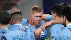 Bảng thành tích 8 đội vào tứ kết Champions League 2020/2021