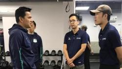 HLV Kiatisuk giúp đưa Xuân Trường sẵn sàng thay Hùng Dũng chấn thương ở đội tuyển quốc gia