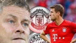 Man Utd quan tâm Muller của Bayern Munich, người cũ Romelu Lukaku được Inter Milan tăng lương để giữ chân