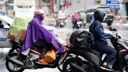 Dự báo thời tiết đêm nay và ngày mai (14-15/4): Hà Nội, Bắc Bộ, Bắc Trung Bộ từ 16/4 trời chuyển lạnh, cục bộ mưa to đến rất to; Nam Bộ có nắng nóng