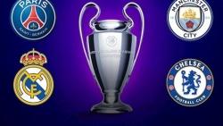 Champions League 2021: Xác định 2 cặp bán kết, nước Anh có hai đại diện
