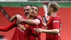 Man Utd 3-1 Burnley: Rút ngắn khoảng cách với Man City, HLV Solskjaer giành hết lời khen cho Mason Greenwood
