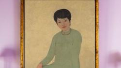 Kỷ lục mới của hội họa Việt Nam: 'Chân dung Madam Phương' được bán đấu giá 72 tỷ đồng