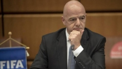 Chủ tịch FIFA khẳng định không chấp thuận giải European Super League