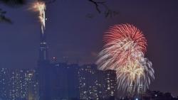 Dịp lễ 30/4 và 1/5, Thành phố Hồ Chí Minh có 5 điểm bắn pháo hoa