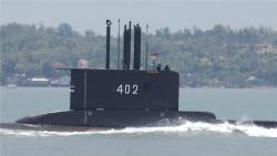 Lãnh đạo Việt Nam gửi điện chia buồn về vụ tàu ngầm KRI Nanggala-402 của Indonesia gặp nạn