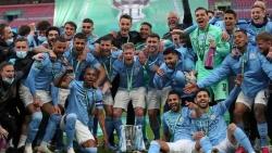League Cup: Man City lần thứ tư liên tiếp vô địch, Son Heung Min khóc nức nở