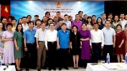 Công đoàn Bộ Ngoại giao tổ chức Hội nghị tập huấn công tác Công đoàn năm 2021 và trao quà ủng hộ đồng bào Nghệ An, Hà Tĩnh